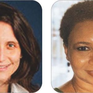 Dr. Paula Anne Newman­-Casey and Ms. Phalatha McHaney-Conner