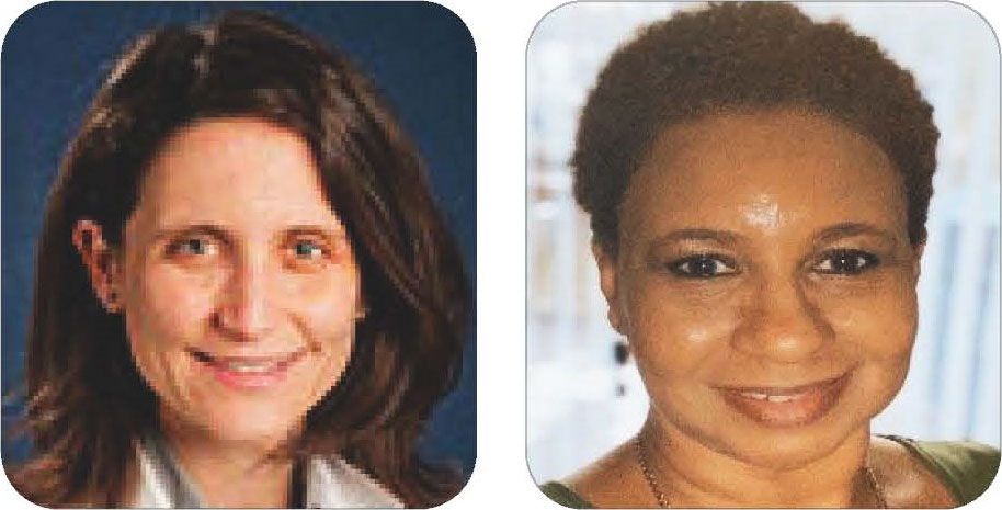 Dr. Paula Anne Newman-Casey and Ms. Phalatha McHaney-Conner